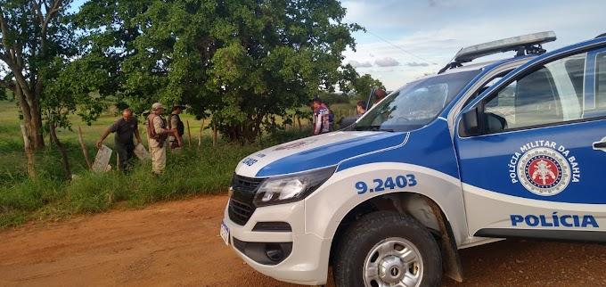 Policiais militares salvam jovem grávida que tentou suicídio em Várzea Nova