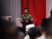 Panglima TNI Ingatkan Pentingnya Menghormati Para Purnawirawan