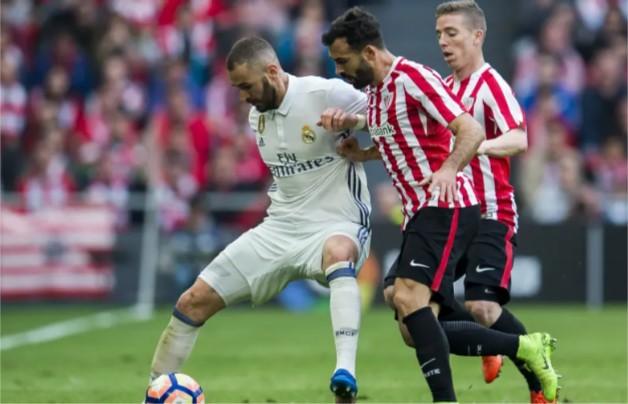 موعد مباراة أتلتيك بلباو وريال مدريد اليوم 05-07-2020 في الدوري الاسباني