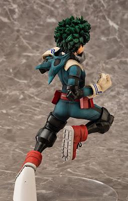 Izuku Midoriya 1/8 de My Hero Academia - Chara-Ani
