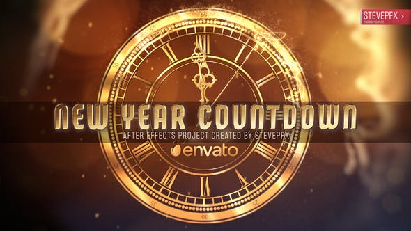 New Year Countdown 2020[Videohive][After Effects][13689360]