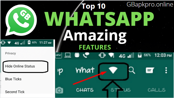 Top 10 Awesome Gbwhatsapp Features You Should Know About