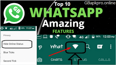 Top 10 Awesome GBWhatsApp Features