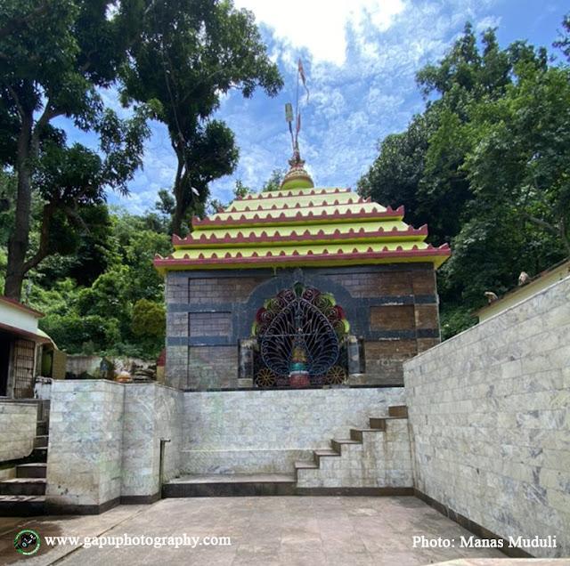 Maa Barunei and Karunei Temple of Khordha, Odisha