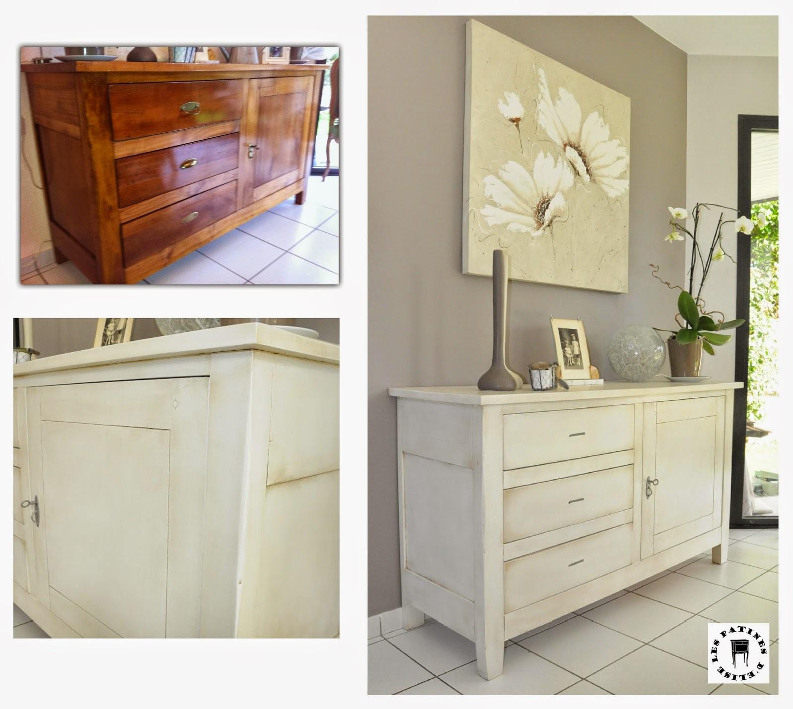Repeindre meuble rustique relooker des meubles de cuisine - Repeindre ses meubles de cuisine en bois ...