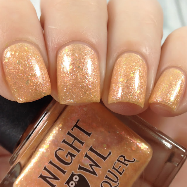 Night Owl Lacquer-Just So Long as We Have We
