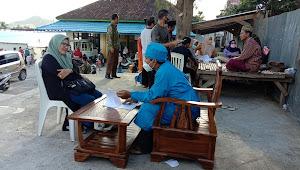 Warga Jamaah LDII Desa Nowa Lakukan Vaksinasi Tahap II