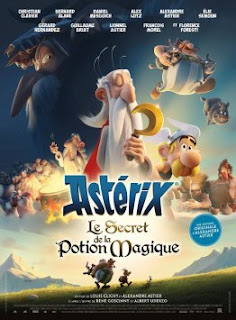 Asterix The Secret of the Magic Potion (2018) Bluray