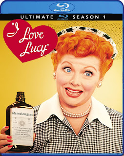 I Love Lucy – Temporada 1 [6xBD25] *Con Audio Latino