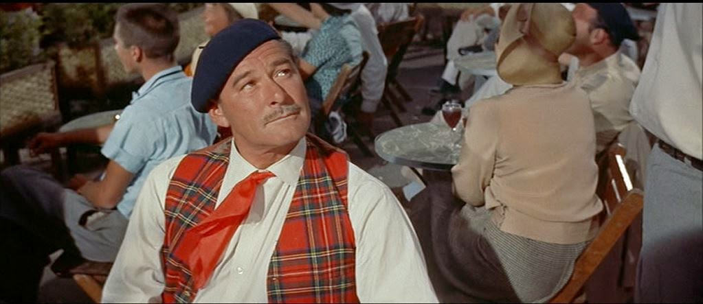 """Hamlette's Soliloquy: """"The Sun Also Rises"""" (1957) -- Initial Thoughts and  Giveaway!"""