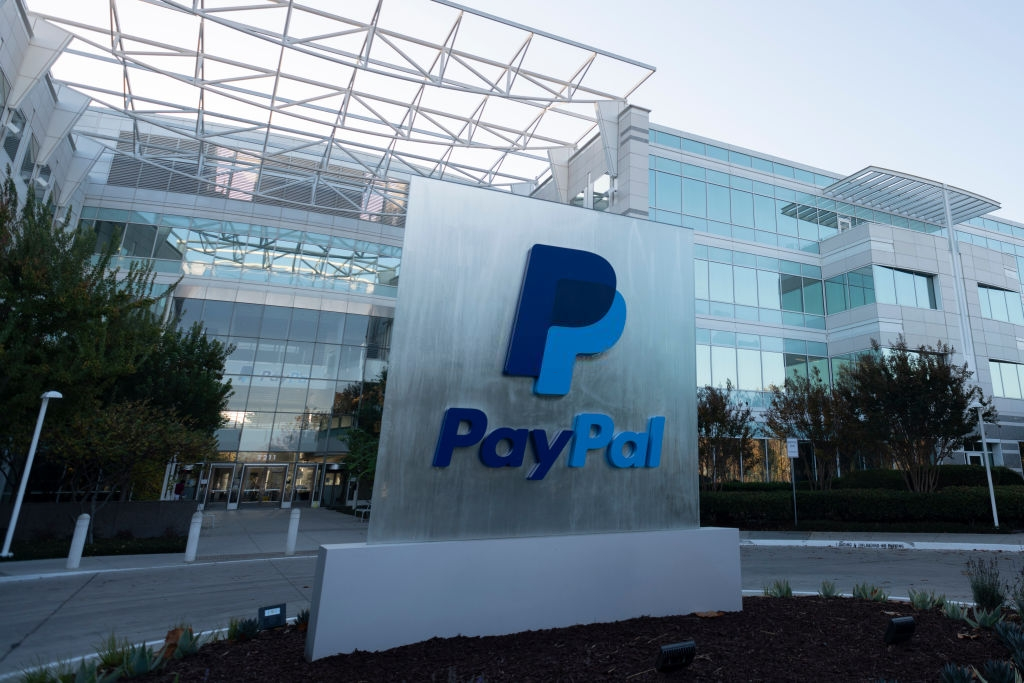 Crest View International Says PayPal's Revenue Grows Over $3 billion