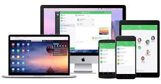 Aplikasi Android untuk Transfer File dengan Sangat Cepat