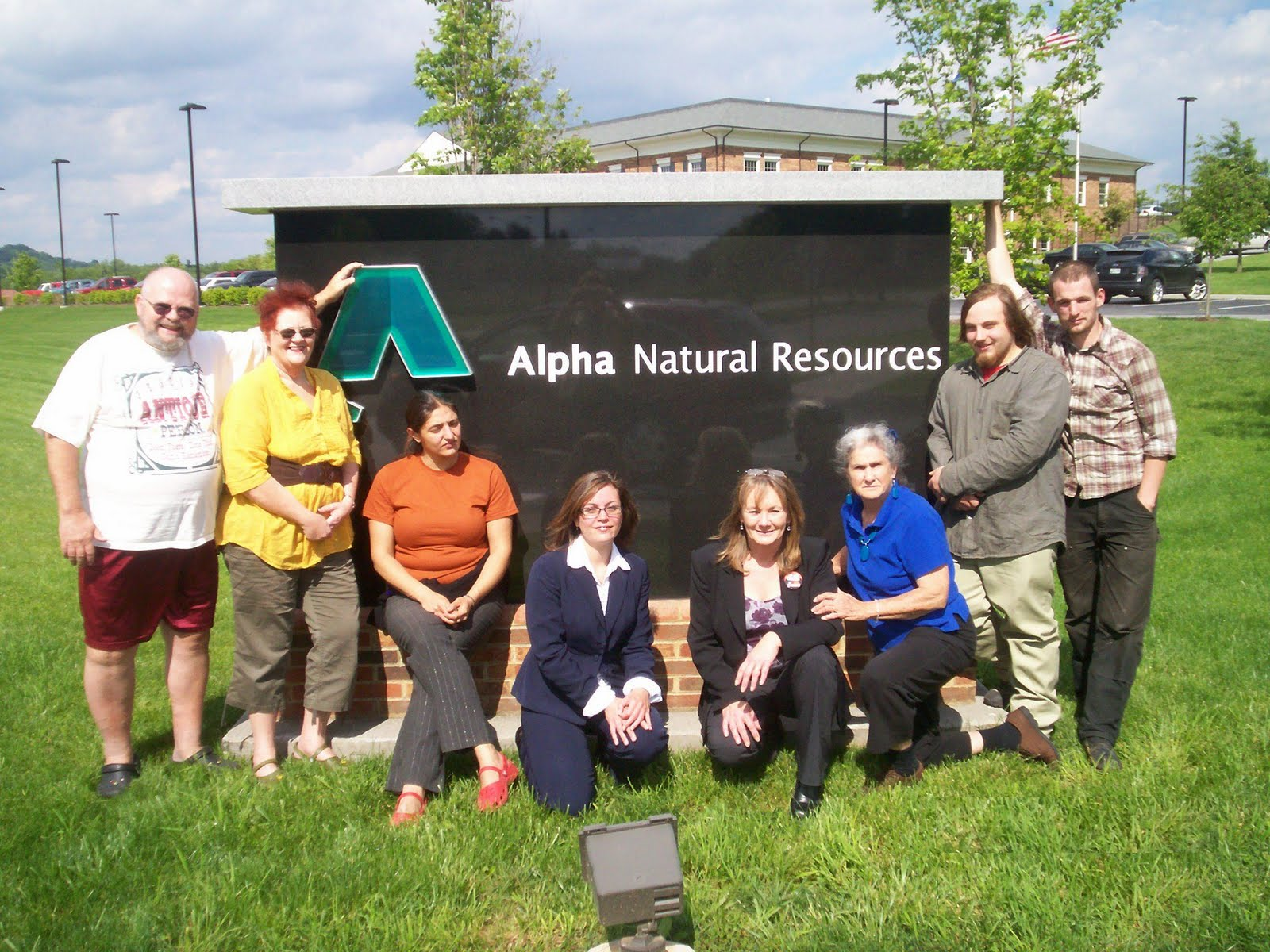 Alpha Natural Resources Pax Wv