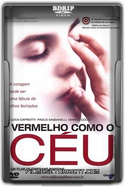 Vermelho Como o Céu Torrent DVDRip Legendado 2006