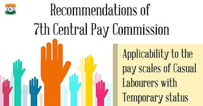 7th CPC Pay Scale