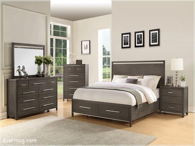 غرف نوم مودرن - صور اوض نوم 5 | Modern Bedroom - Bedroom Photos 5
