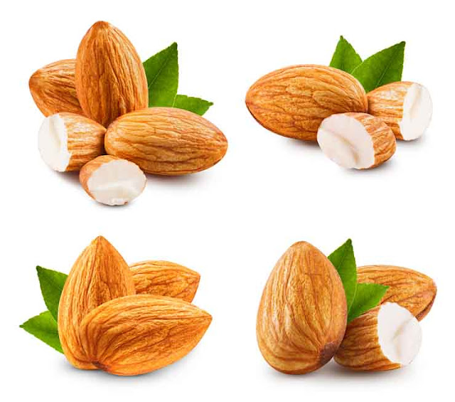 Almonds are full of benefits