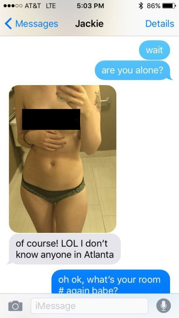 This Guy Caught His Girlfriend Cheating When He Saw THIS In Her Naughty Private Messages!