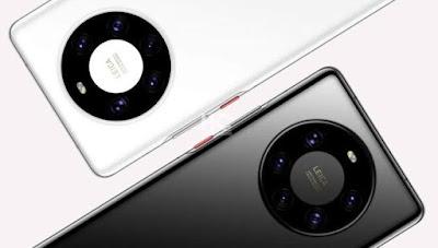 Huawei Mate 40 Pro+ Kamera terbaik tahun ini