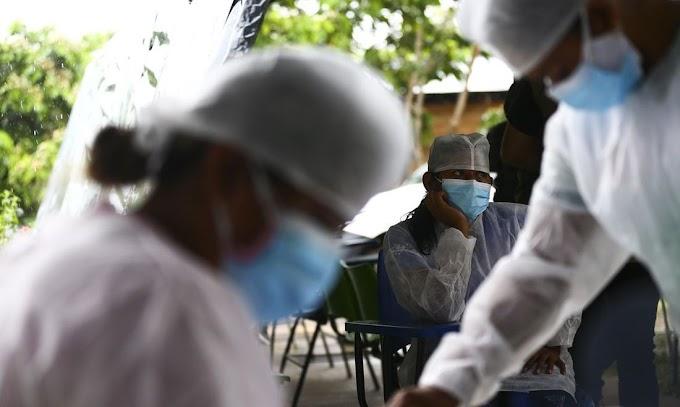 Pernambuco registra 1.748 novos casos da Covid-19 e 25 mortes