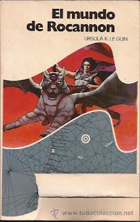 El mundo de Rocannon / Ursula K. Le Guin