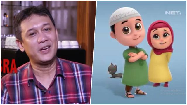 Denny Protes Karakter Film Nussa Berbaju Gamis, Dita: Pengennya Pakai Kemeja Kotak-kotak?