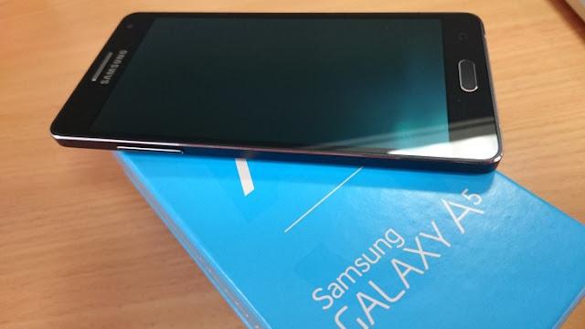 روم SM-A500H - Galaxy A5 عربي رسمي اندرويد لولي بوب 5.0.2