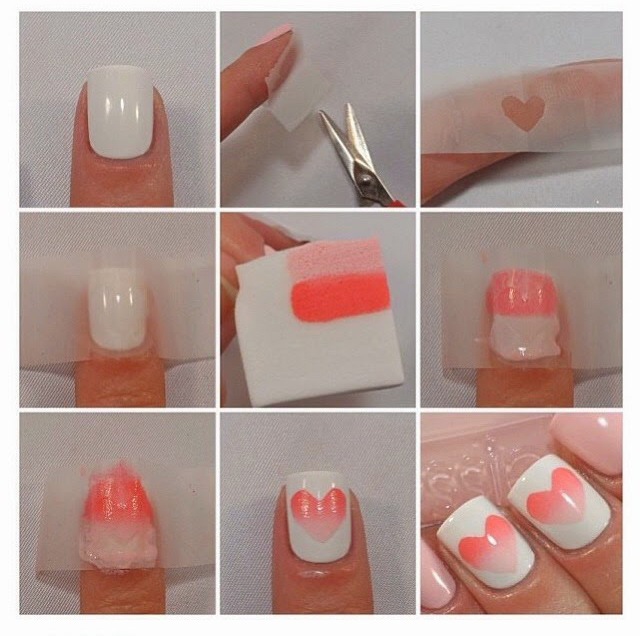 Mounne Art Handmade Gifts And Accessories Nail Art Tip How To