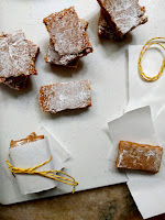 Vauquita casera, receta con tan solo dos ingrediente: dulce de leche y azúcar impalpable.