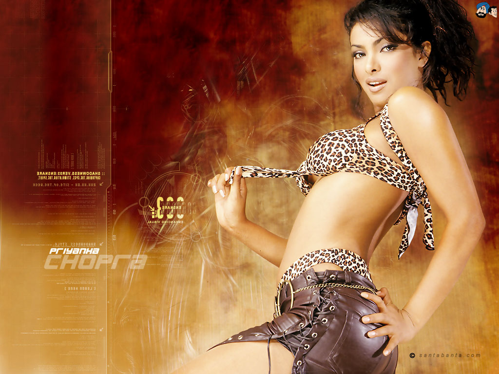 Priyanka Chopra Priyanka Chopra, Hot N Wild In Bikini-3414