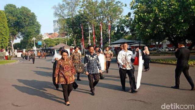 Prediksi Terbaru Kabinet Indonesia Maju Jokowi-Ma'ruf Amin