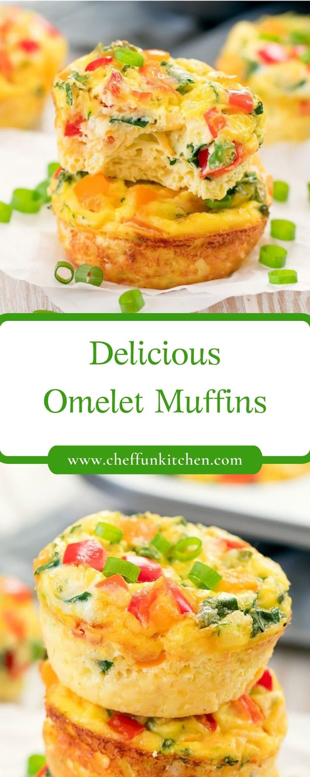 Delicious Omelet Muffins