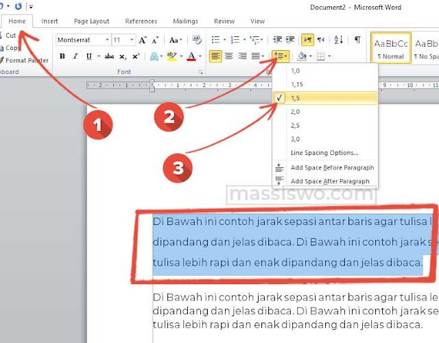 Belajar Microsoft Word bagi Pemula