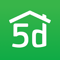 Planner 5D Mod Apk v1.23.14 (Premium, Unlocked All Items) Logo