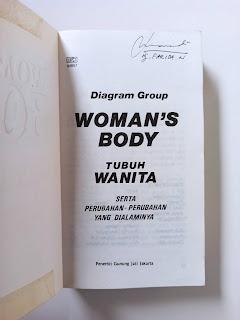 1 Buku Bekas Woman's Body