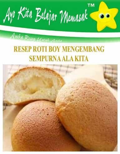 Cara Bikin Roti Boy Khas Malaysia Yang Viral