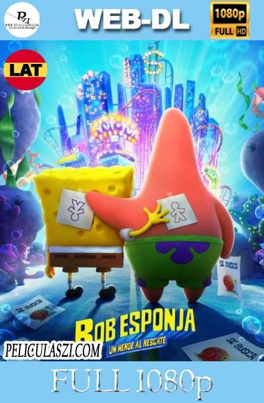Bob Esponja: Al rescate (2020) Full HD WEB-DL 1080p Dual-Latino