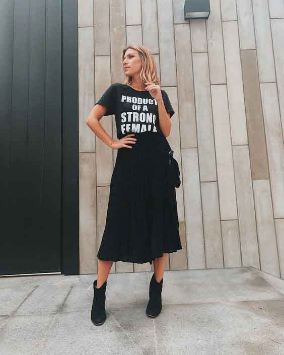8 looks descolados com t-shirt