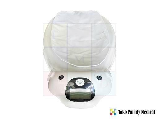 timbangan berat badan bayi