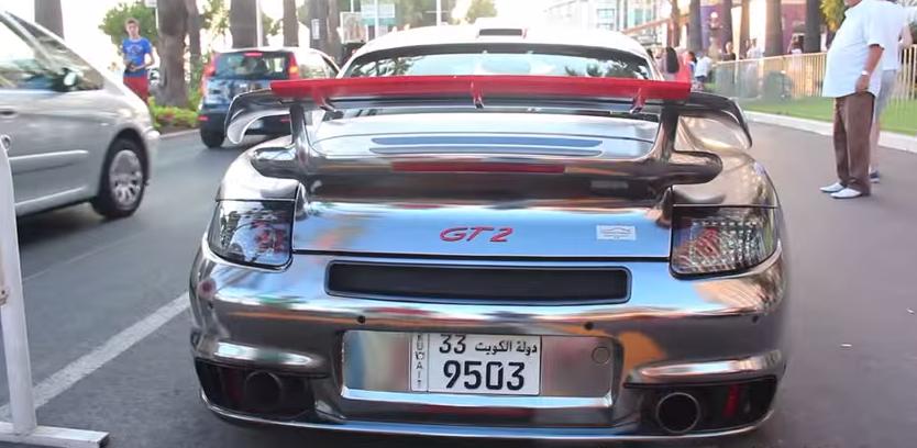 SOUND VIDEO: 1300HP Decated Porsche GT2
