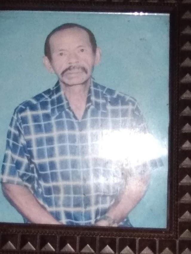Pak Matias Yas belum kembali, warga Pusat Damai beramai-ramai mencari beliau (Update beliau sudah kembali)