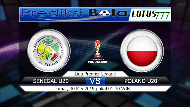 Prediksi Senegal U20 vs Poland U20 Jumat 30 Mei 2019