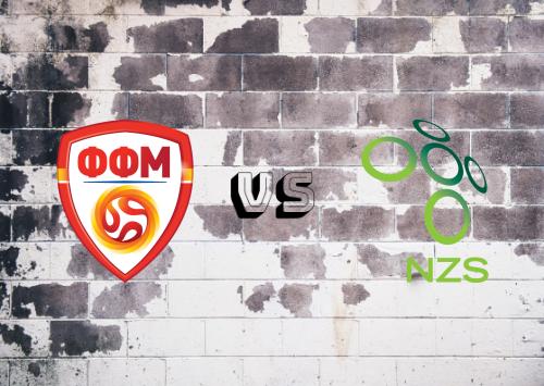 ARY de Macedonia vs Eslovenia  Resumen