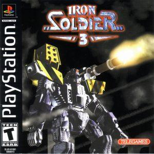 Baixar Iron Soldier 3 (2000) PS1