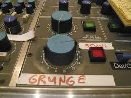grunge console volume level knob turn it to 11 db neve console