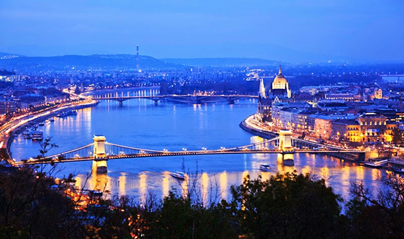 6. Danube River, Europe - 6 of the Worlds Most Majestic Rivers