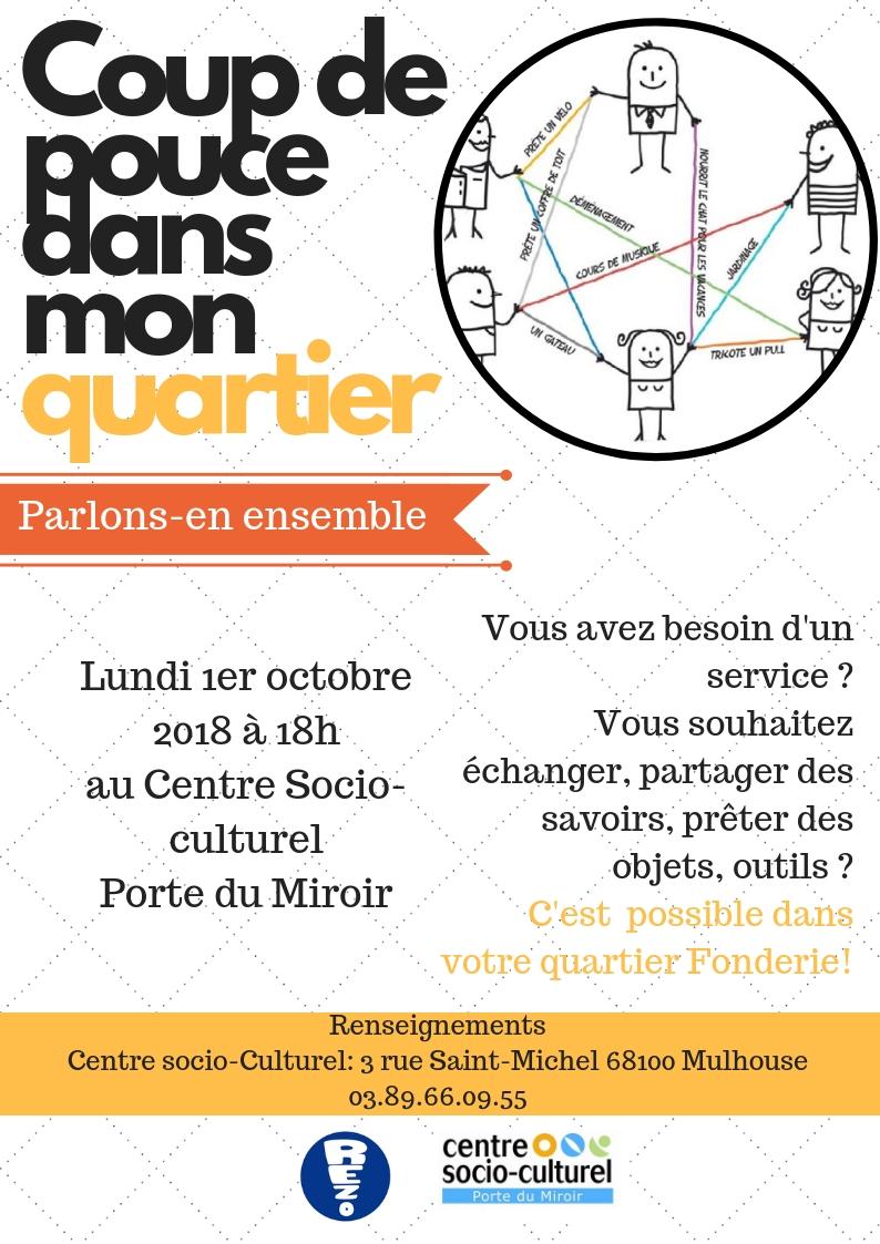 Le rezo mulhouse - Centre socio culturel porte du miroir ...