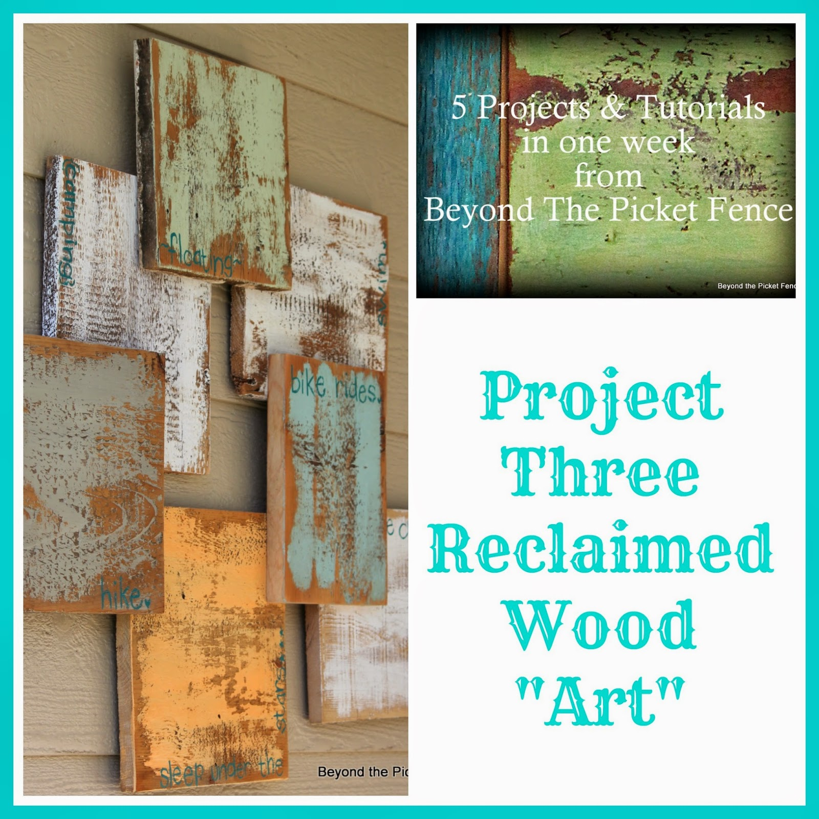 5 projects in a week project 3 reclaimed wood art http://bec4-beyondthepicketfence.blogspot.com/2014/05/5-projects-in-week-project-3-reclaimed.html