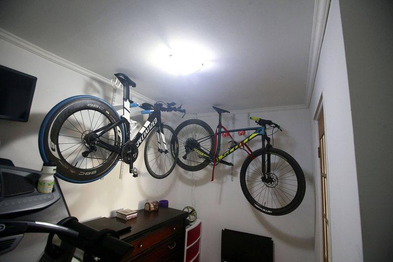 Ideas para guardar más bicicletas en el edificio