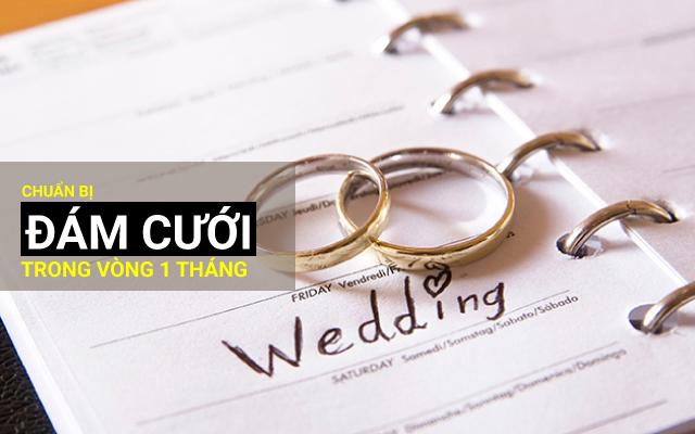 những việc cần chuẩn bị trước đám cưới